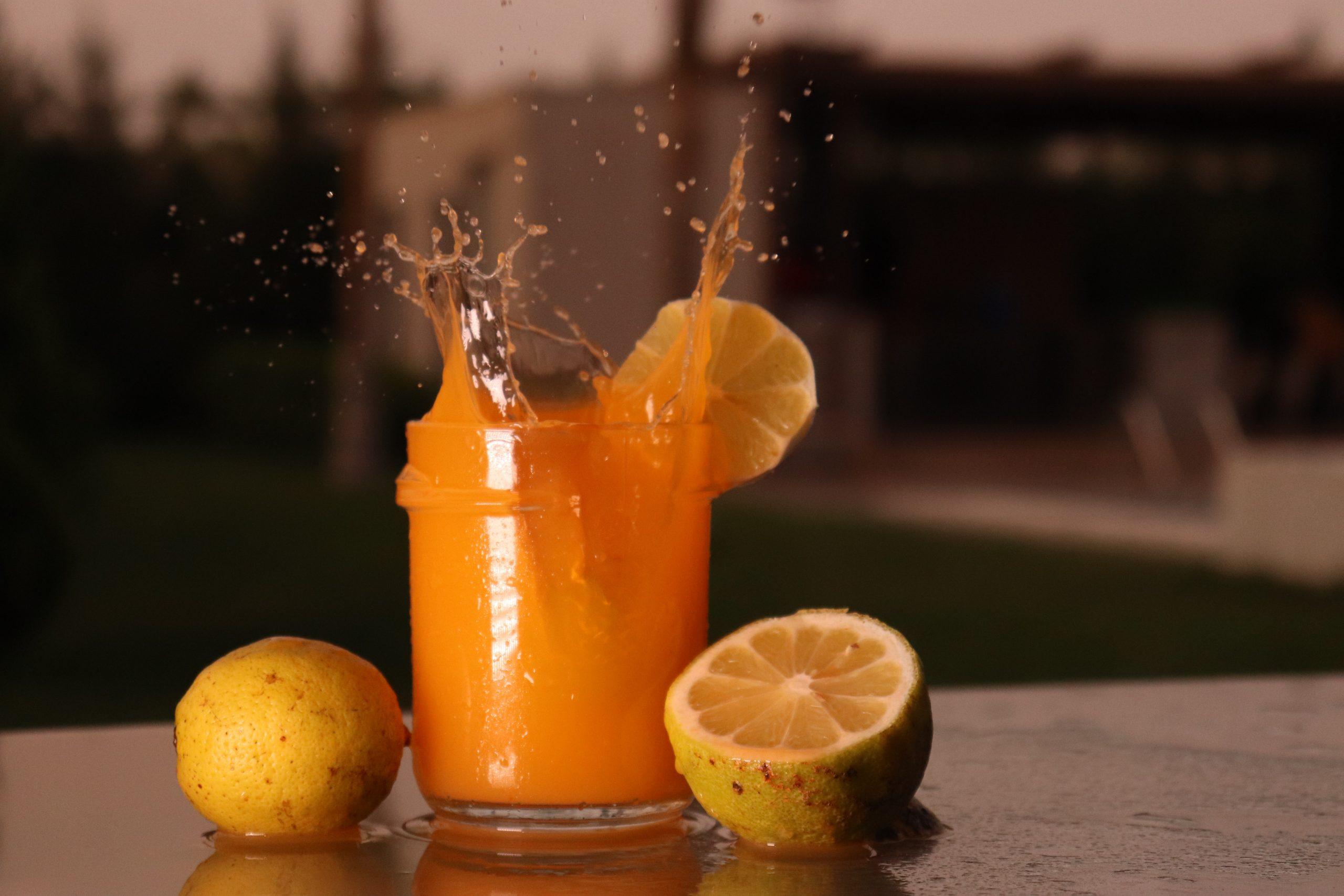 Orange and Lemon TEK